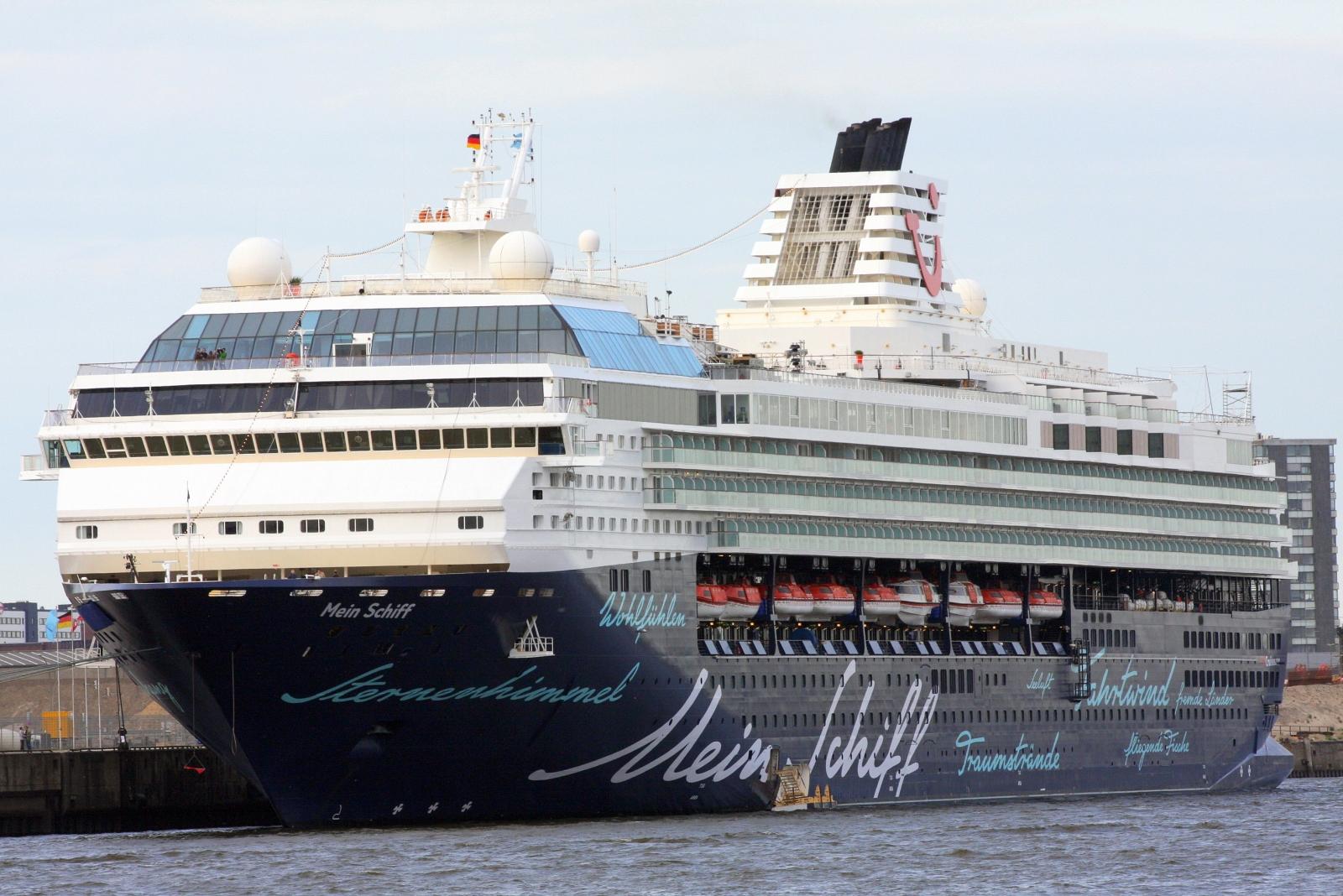schlägerei auf kreuzfahrtschiff